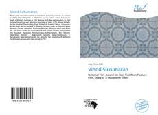 Buchcover von Vinod Sukumaran