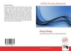 Peng Chong kitap kapağı