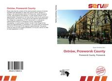 Ostrów, Przeworsk County的封面