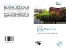 Borítókép a  Ostrów Mazowiecka County - hoz