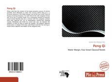 Peng Qi kitap kapağı