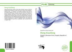 Peng Xiaofeng kitap kapağı