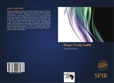 Bookcover of Roger Craig Smith