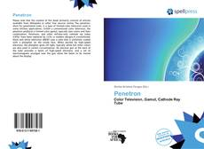 Bookcover of Penetron