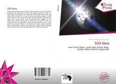 Bookcover of 533 Sara