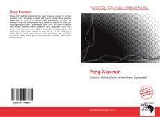 Peng Xiaomin kitap kapağı