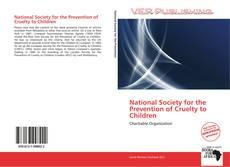 Capa do livro de National Society for the Prevention of Cruelty to Children