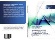 Microfinance on Rural Households' Income in Cheliya, Oromia, Ethiopia的封面