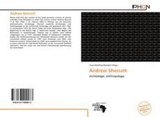 Capa do livro de Andrew Sherratt
