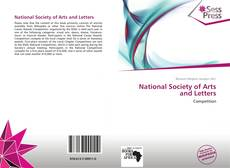 Bookcover of National Society of Arts and Letters