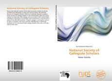 Copertina di National Society of Collegiate Scholars