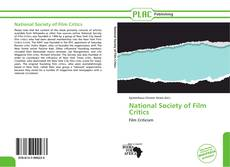 Buchcover von National Society of Film Critics