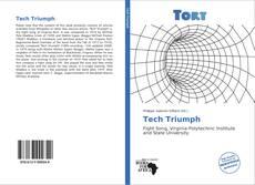Capa do livro de Tech Triumph