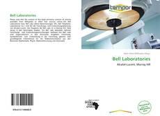 Capa do livro de Bell Laboratories