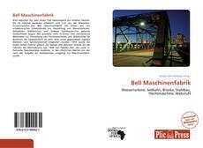 Portada del libro de Bell Maschinenfabrik