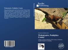 Bookcover of Walentynów, Poddębice County