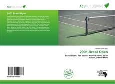2001 Brasil Open kitap kapağı