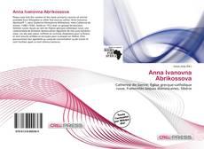 Buchcover von Anna Ivanovna Abrikossova