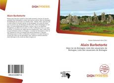 Bookcover of Alain Barbetorte