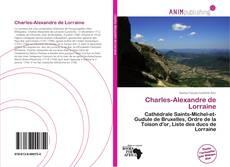 Couverture de Charles-Alexandre de Lorraine