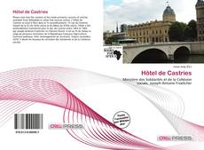 Couverture de Hôtel de Castries