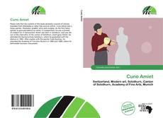 Buchcover von Cuno Amiet