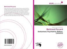 Couverture de Bertrand Piccard