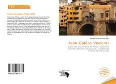 Copertina di Jean Galéas Visconti