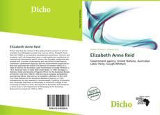 Capa do livro de Elizabeth Anne Reid