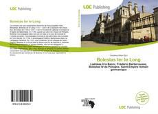 Bookcover of Boleslas Ier le Long