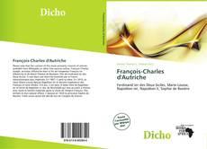 Capa do livro de François-Charles d'Autriche