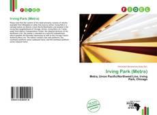 Capa do livro de Irving Park (Metra)