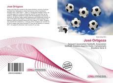 Capa do livro de José Ortigoza