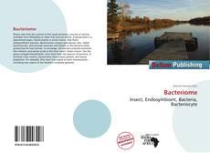 Buchcover von Bacteriome