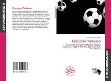 Buchcover von Giacomo Tedesco