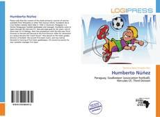 Bookcover of Humberto Núñez