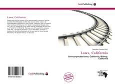 Capa do livro de Laws, California