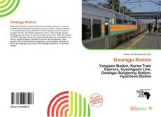 Gwangju Station的封面