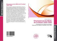 Bookcover of Championnat de Malte de Football 1945-1946