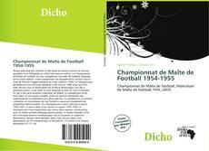 Portada del libro de Championnat de Malte de Football 1954-1955