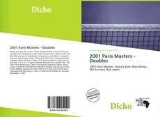 Capa do livro de 2001 Paris Masters – Doubles