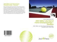 2001 Miller Lite Hall of Fame Championships – Doubles kitap kapağı