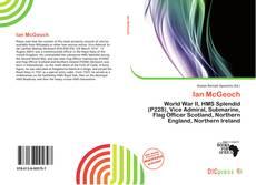 Copertina di Ian McGeoch