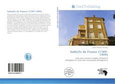 Bookcover of Isabelle de France (1389-1409)