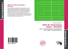 Capa do livro de 2001 St. Petersburg Open – Doubles