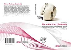 Bookcover of Mario Martínez (Baseball)