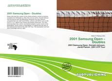 Couverture de 2001 Samsung Open – Doubles