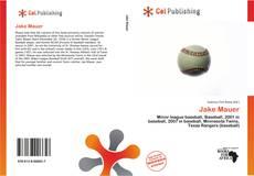 Capa do livro de Jake Mauer