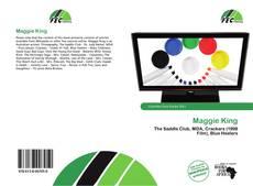 Portada del libro de Maggie King