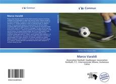 Copertina di Marco Varaldi